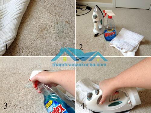 Bỏ túi mẹo hay vệ sinh thảm trải sàn cho bếp nhà hàng khách sạn luôn sạch đẹp