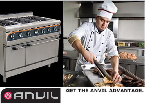 Thiết bị bếp công nghiệp Anvil- sự lựa chọn lý tưởng