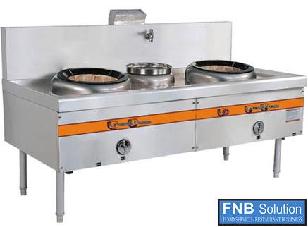 Tư vấn cách lựa chọn bếp gas công nghiệp phù hợp