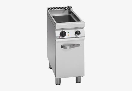 Thiết bị trần mì pasta cooker dùng điện
