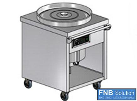 Quầy giữ nóng thức ăn bằng hơi nước 1 nồi
