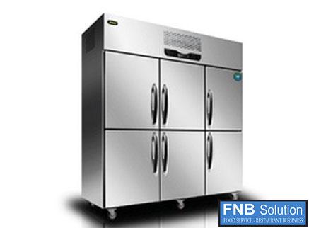 Tủ lạnh đông 6 cánh