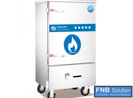 Tủ nấu cơm công nghiệp 6 khay dùng điện TCD-6