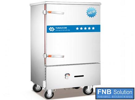 Tủ nấu cơm công nghiệp 6 khay dùng gas TCG-6
